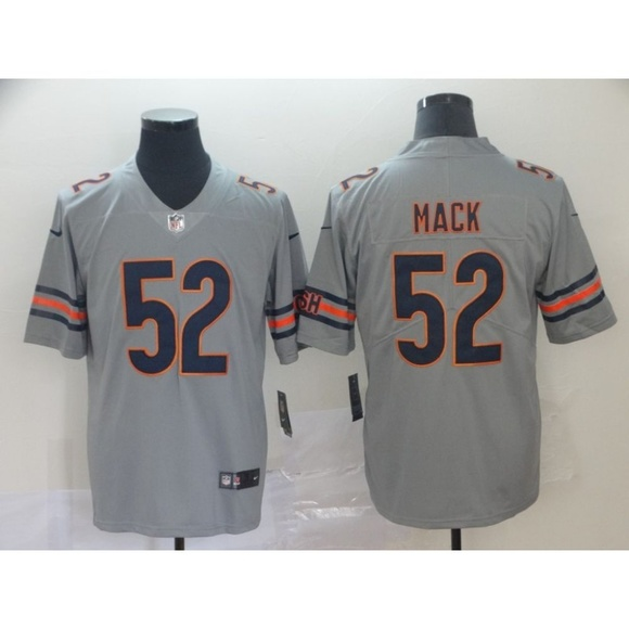 the best attitude fe3c1 0d889 Chicago Bears Khalil Mack Jersey